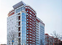 18-storeyed residential building Vaneeva str.